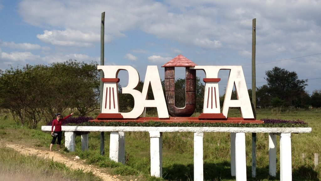 070 Bauta sign