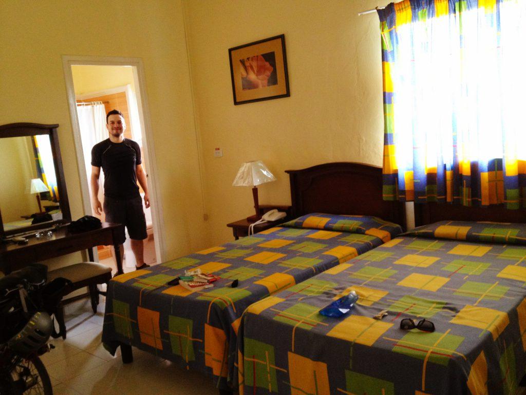 Room in Hotel El Mirador.