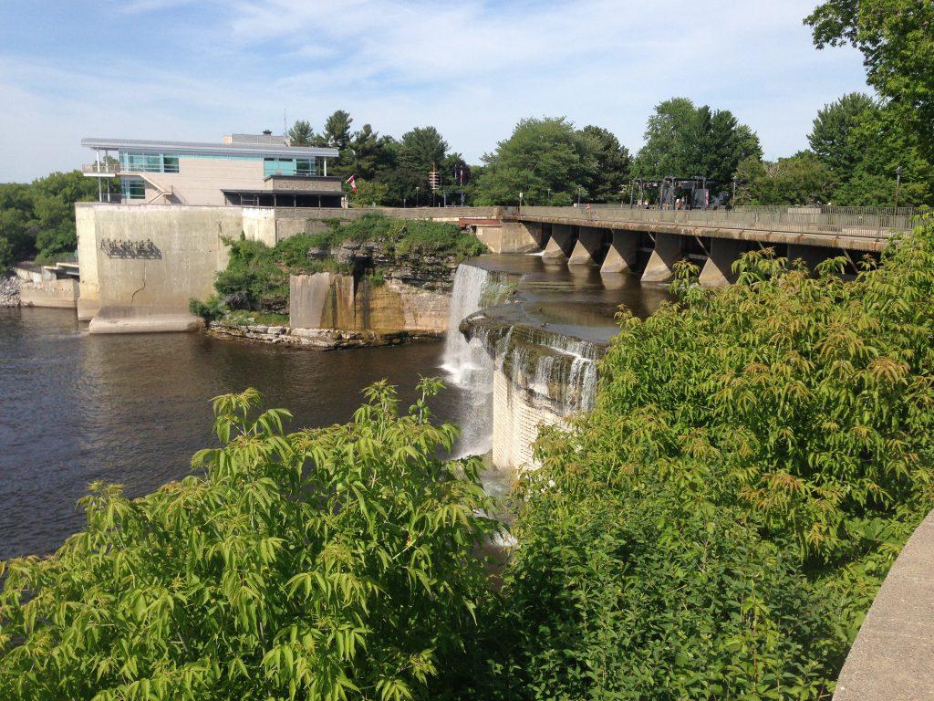 Rideau Falls - Ottawa