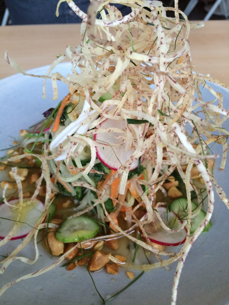 Ottawa - Datsun Restaurant-Green Papaya Salad