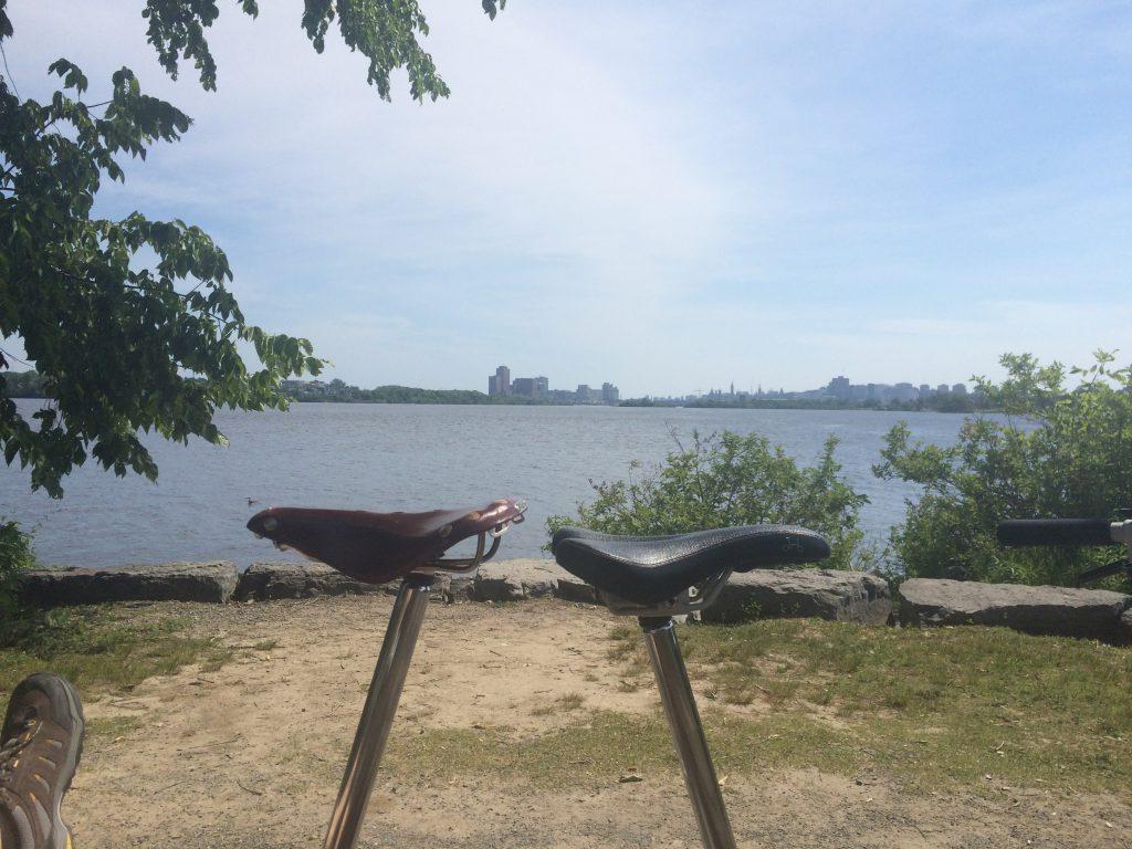135 Bate Island view of Gatineau & Ottawa