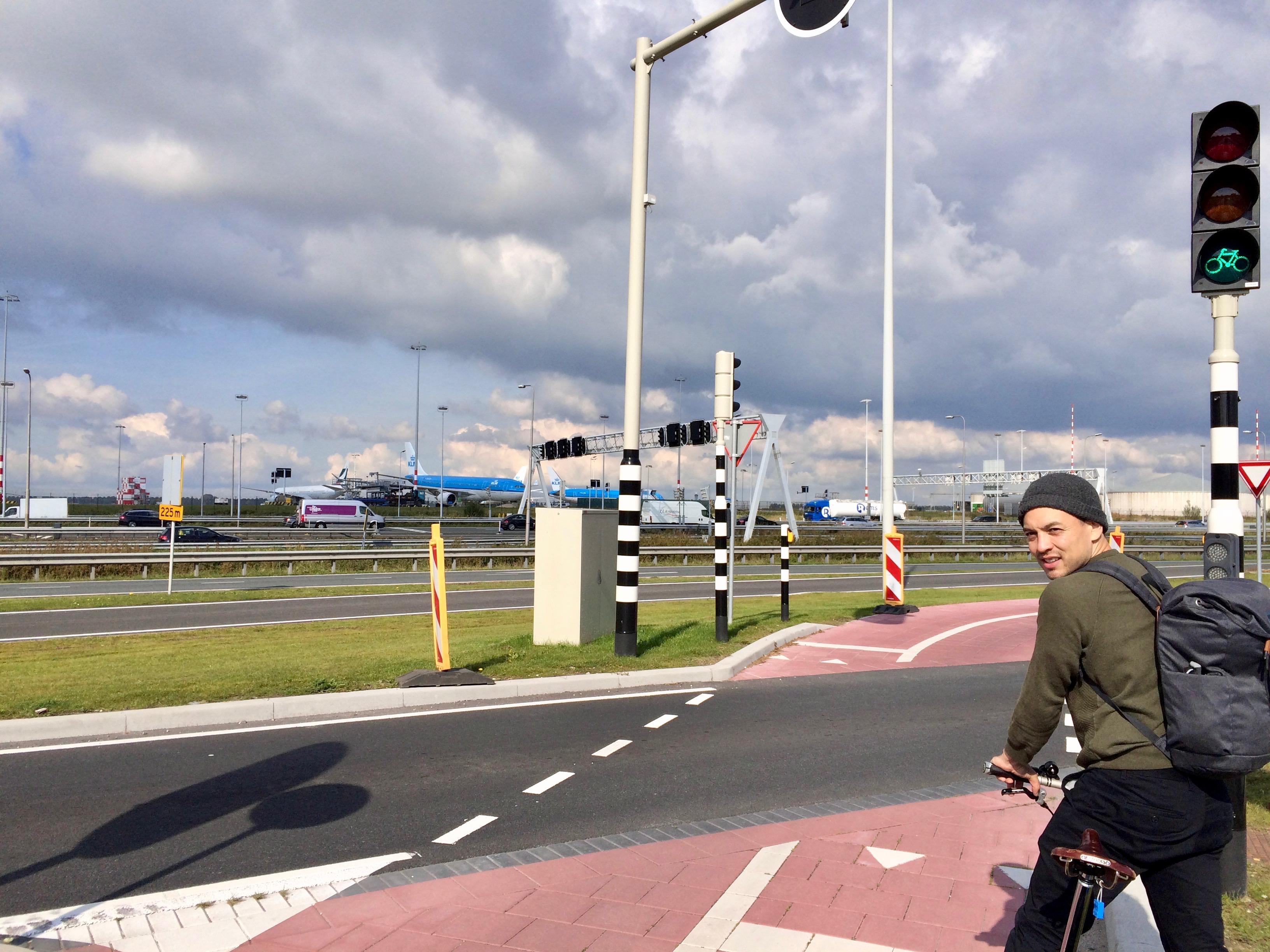 """Résultat de recherche d'images pour """"schiphol airport cycling"""""""