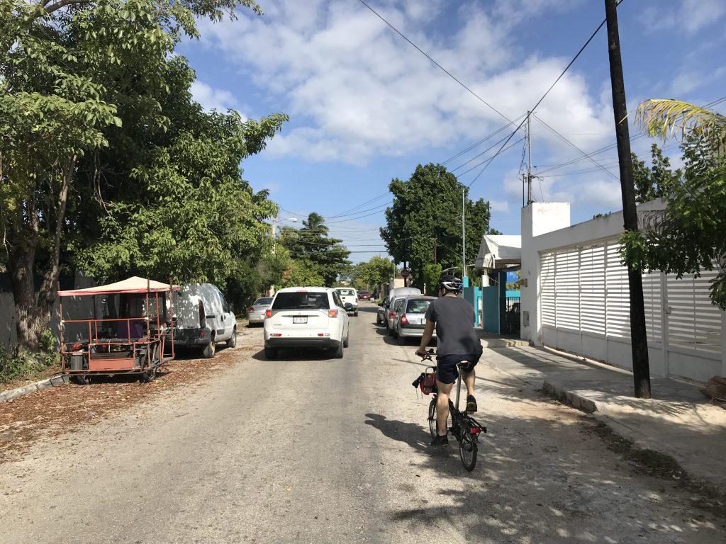Calle 18, Mérida, Mexico.