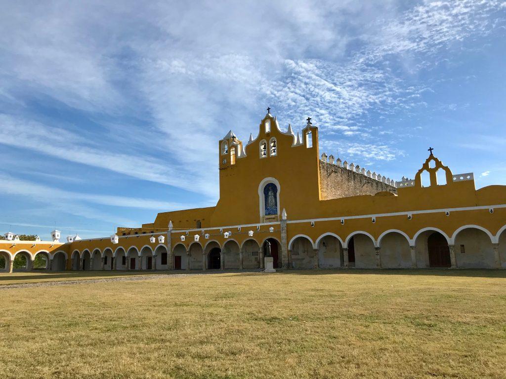 Convento de San Antonio De Padua, Izamal, Mexico.