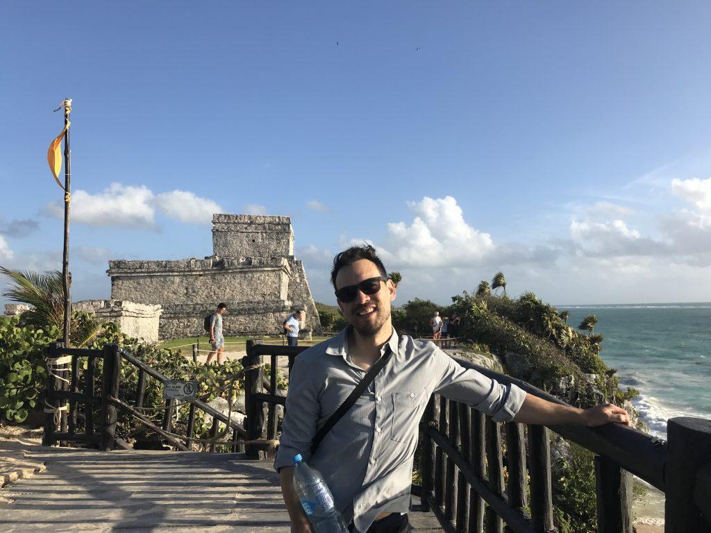 Tulum ruins, Mexico.