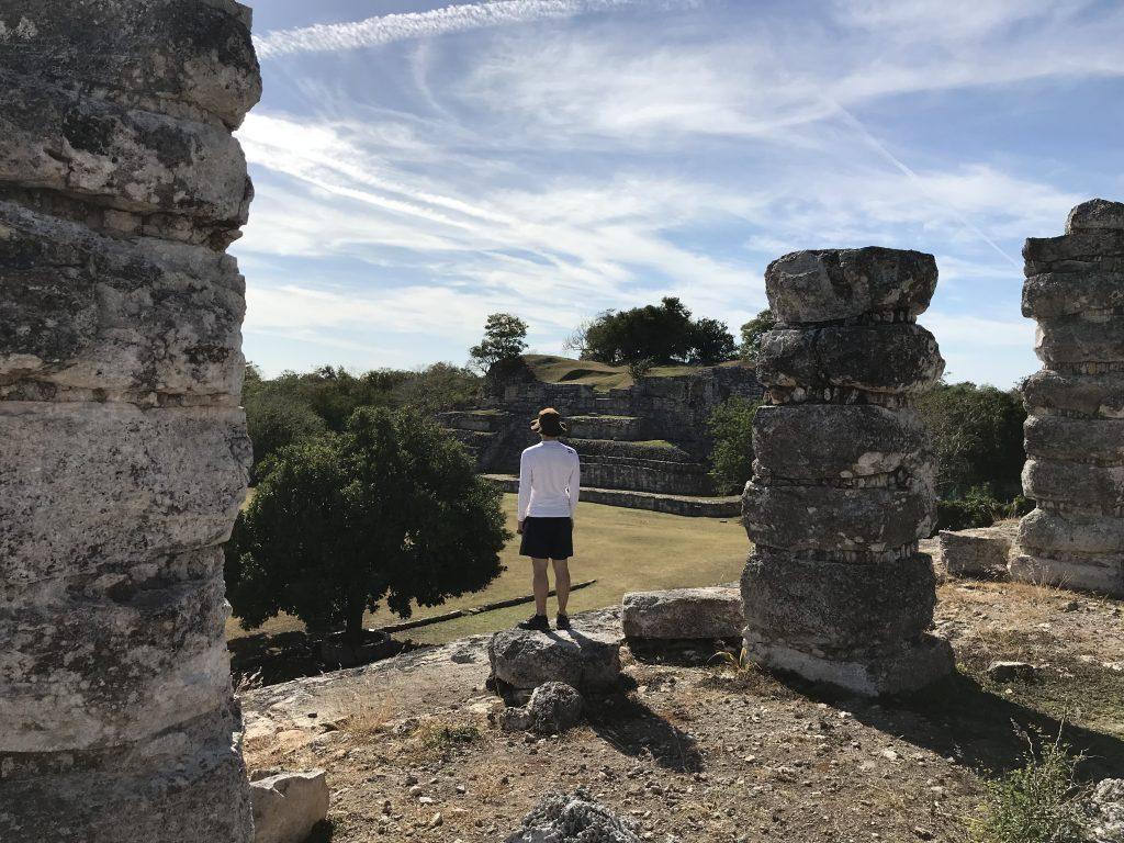 Ruinas de Aké, Mexico.