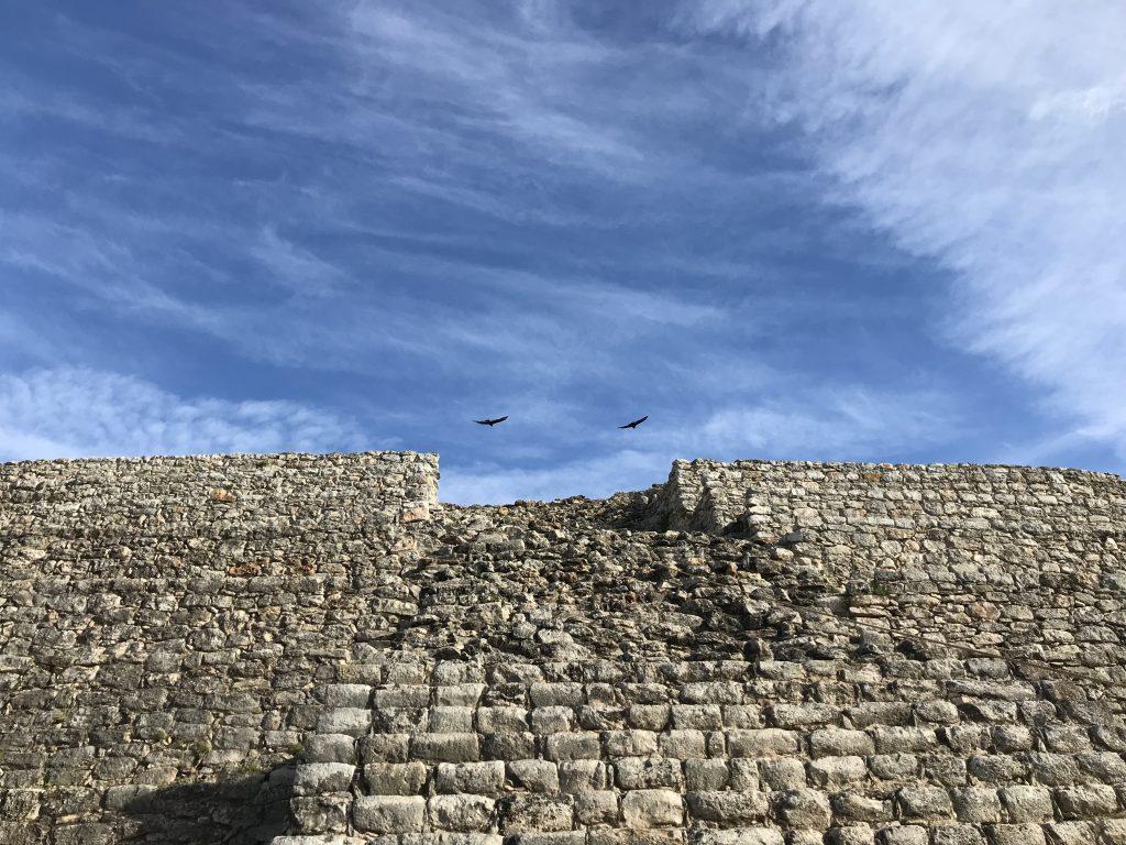 Kinich Kakmó, Izamal, Mexico.