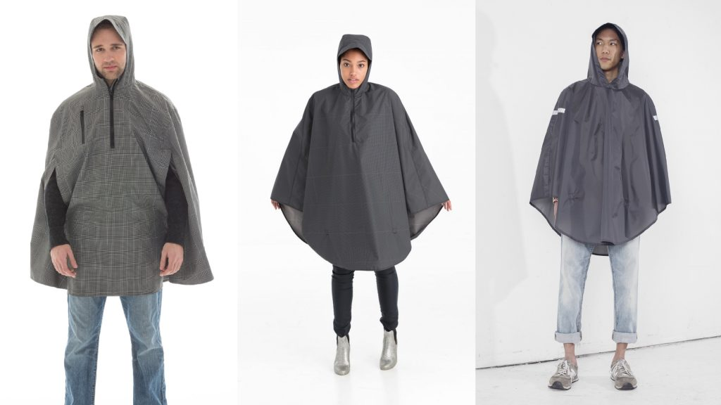 Poncho or Cape to keep warm this winter