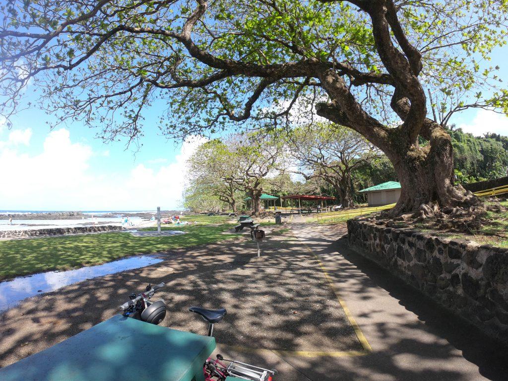 Onekahakaha Beach Park, Hawaii