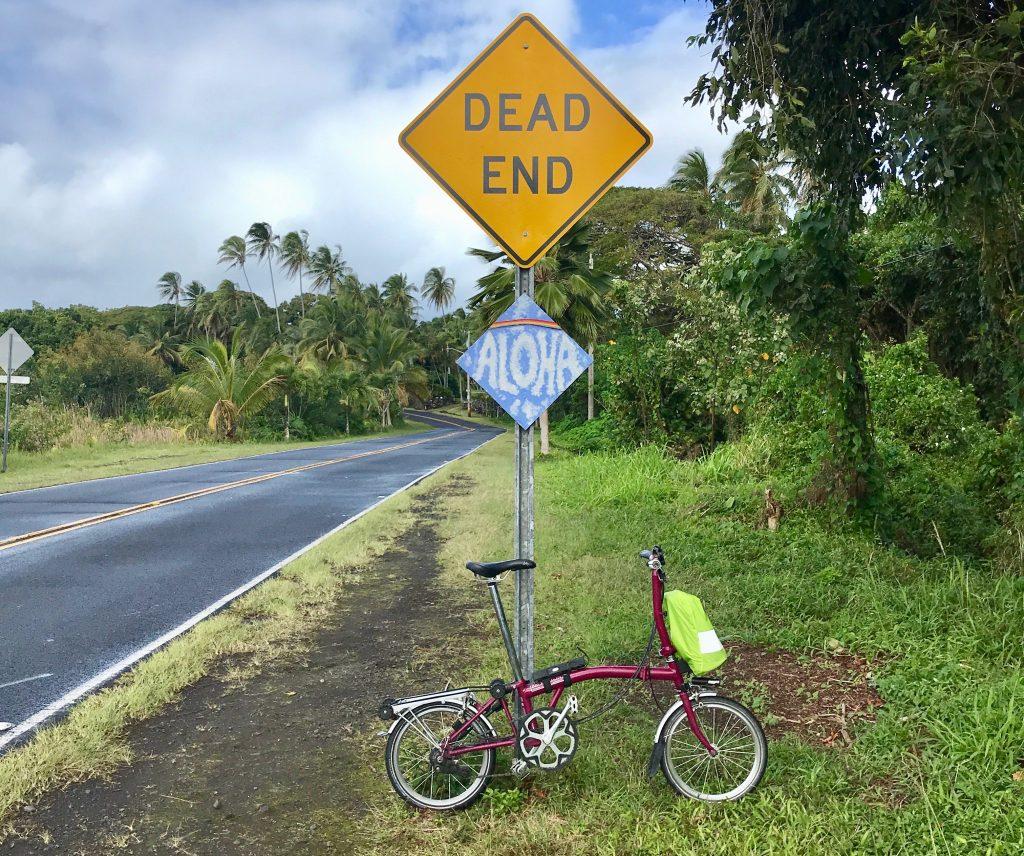 Highway 137 to Kaimu Black Sand Beach, Hawaii