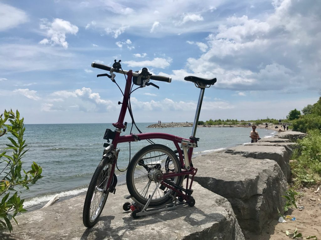 Brompton at Rouge Beach, Toronto.