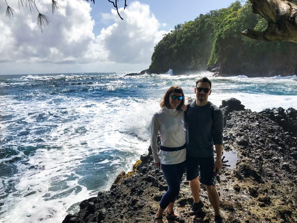 Onomea Bay, The Big Island, Hawaii