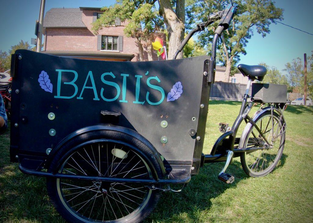Box bike or bikefiets