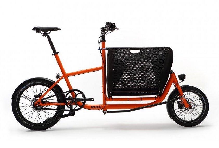 Muli compact cargo bike